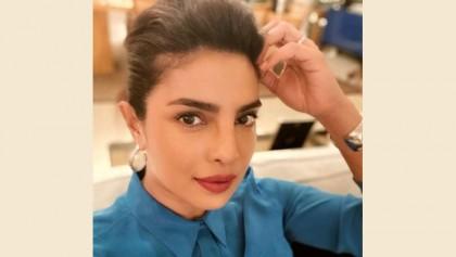 Priyanka Chopra's makeup routine