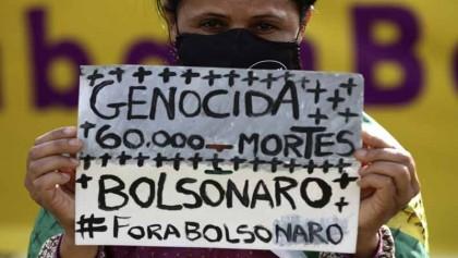 Bolsonaro now 'poster boy' for dubious COVID-19 treatment