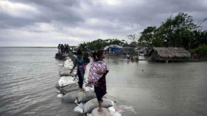 'Over 19m Bangladeshi children at frontline of climate change disaster'