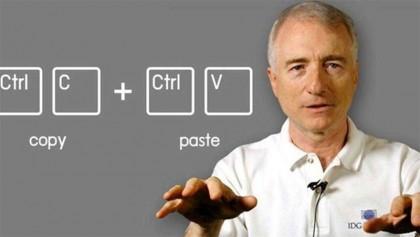 Inventor of 'cut, copy, paste' Larry Tesler dies