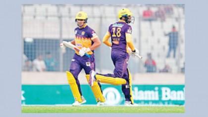 Rajshahi begin with emphatic win