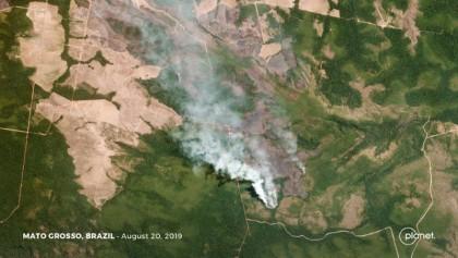 Brazil's Bolsonaro mulls deploying army to combat Amazon fires