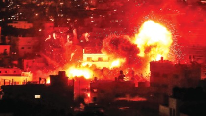 Deadly Gaza flare-up threatens peace efforts