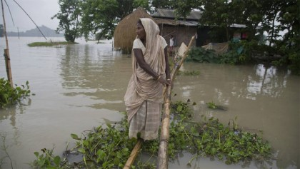 Rains, landslides kill dozens, affect millions in South Asia