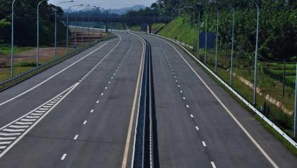 Dhaka-Ctg 4-lane highway to open July 2