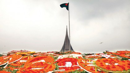 Celebrating Bangladesh's glorious Victory Day