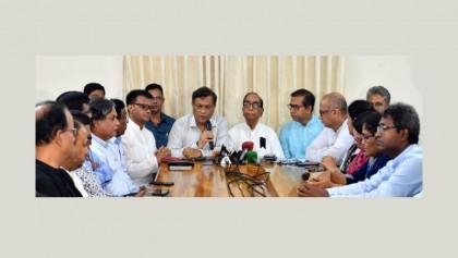 Fakhrul's bid to take bad smell of BNP's politics beyond border: Hasan