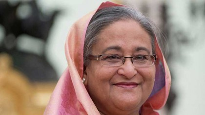 No intention to return to power by any means: Hasina