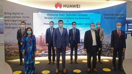Huawei obtains security certificate for 5G products