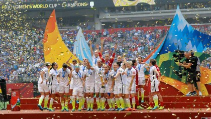 US beat Japan in Women's World Cup final
