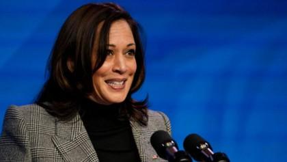 US Vice President-elect Kamala Harris resigns from Senate
