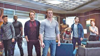 'Avengers: Endgame' leaked online