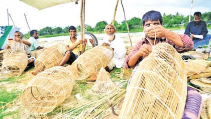 Alternative livelihoods  for fishermen
