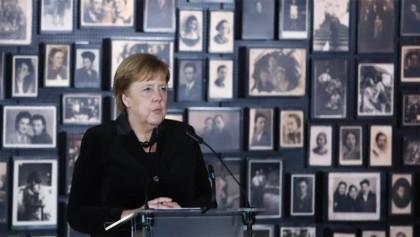 Merkel expresses