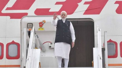 Modi leaves for Brazil to attend BRICS Summit in Brazil