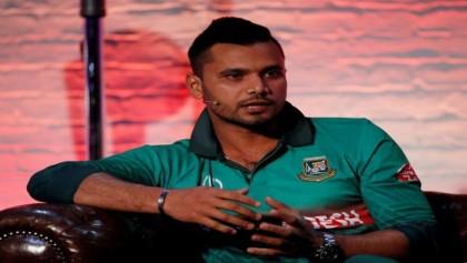 Mashrafe stands by Dhaka Metro cricket academy coaches