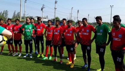 National footballers to start fitness training session Wednesday