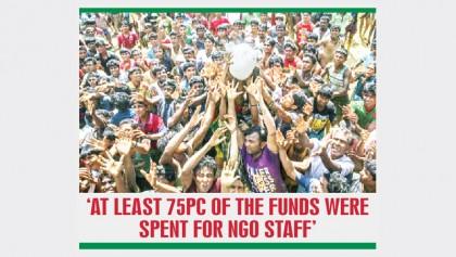 NGOs not using funds properly, says govt