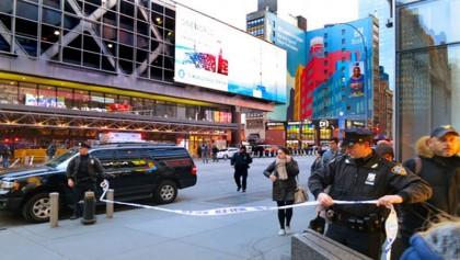 4 hurt as 'Bangladeshi' explodes bomb in New York