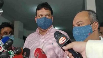 Akram hospitalised with Covid-19 symptoms