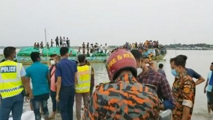 Boat accident kills 25 in Madaripur