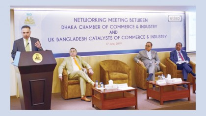UK can be a potential market for Bangladeshi agro products