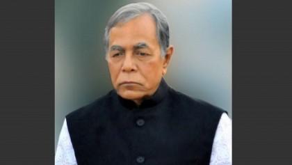 President mourns death of ex-principal Prof Shamsul Huda