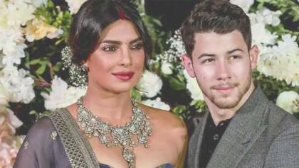 Priyanka Chopra stuns in Sabyasachi gown