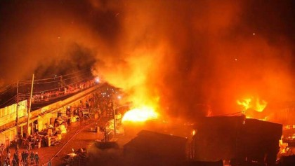 Probe body formed to investigate Hasina Market fire