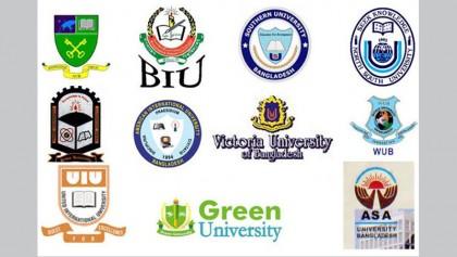 Private universities seek loans against lands
