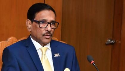 Vested quarter out to tarnish govt's image: Quader