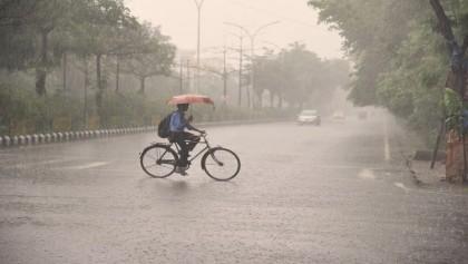 Rain, thundershower likely: Met office