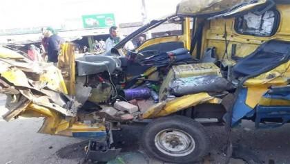2 killed in Rajshahi road crash