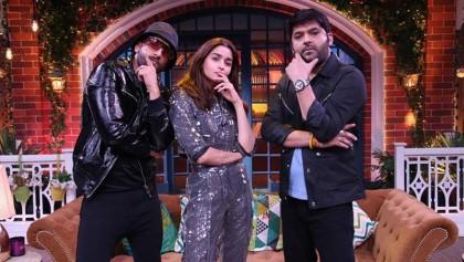 The Kapil Sharma Show: Ranveer, Alia share their crazy childhood memories