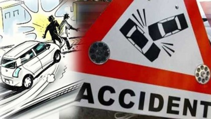 Road crash kills 3 in Rangpur