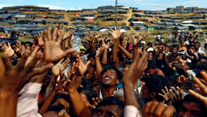 Germany for solution to Rohingya crisis