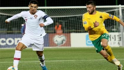 England, France hammer minnows, Ronaldo shines for Portugal