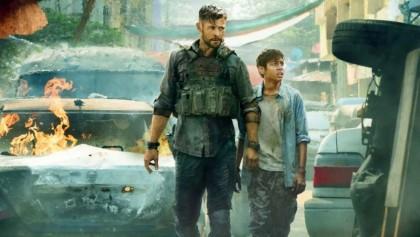 Hemsworth's Extraction breaks Netflix records