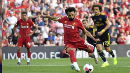 Liverpool outclasses Arsenal in 3-1 win, Salah scores 2