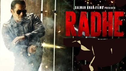 Salman Khan reveals Eid release 'Radhe'