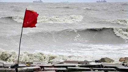 Signal 3 to continue for maritime ports: Met office