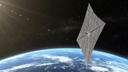 US spacecraft's solar sail successfully deploys