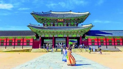 Discover South Korea's food and culture