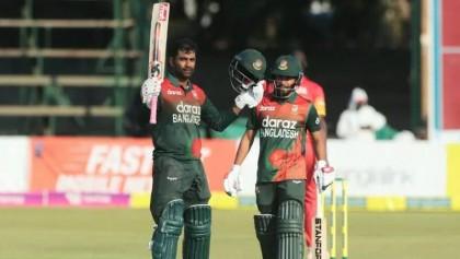 Tamim, Shohan guide Tigers to ODI series sweep against Zimbabwe