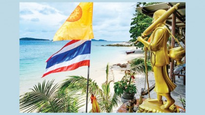 Thai tourism hotspot braces for rare slump