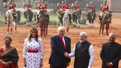 India to buy $3B military equipment: Trump
