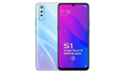 Vivo's new style phone S1 to hit Bangladesh market.