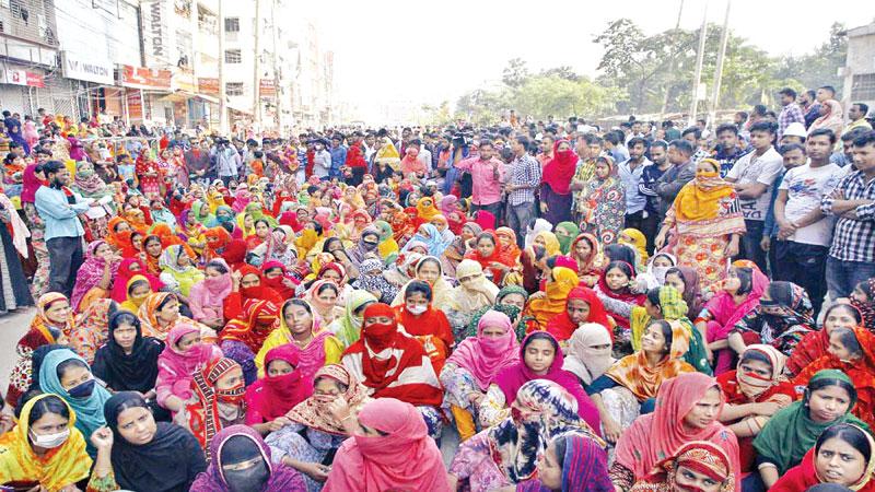 RMGunrest on despite govt pledges