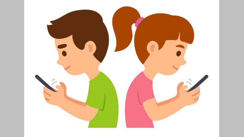Save children from smart phone addiction