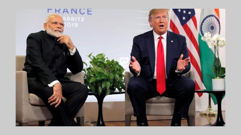 Trump to join Indian-American extravaganza in Modi bromance